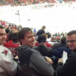 Hurricanes game event