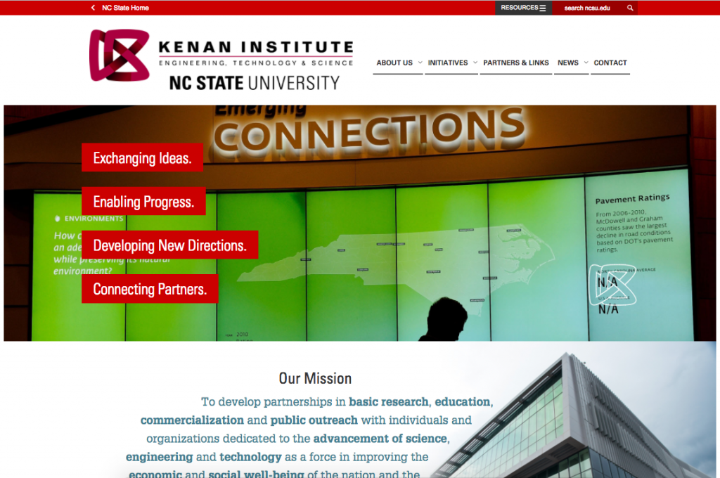 Kenan Institute for Engineering, Technology & Science